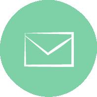 icon brief, kontakt